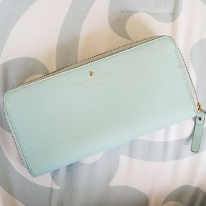 kate spade saffiano leather wallet